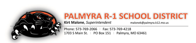 Palmyra R-1 School District